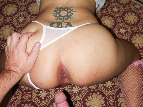 ladyboy ass